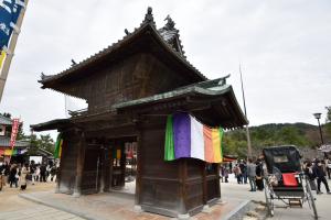 大願寺・山門