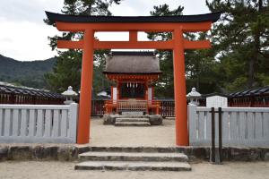 宮島・清盛神社