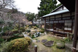 宮島歴史民俗資料館・庭園