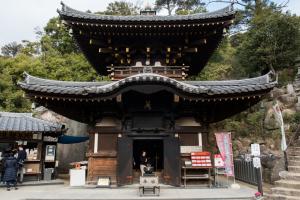 弥山・霊火堂