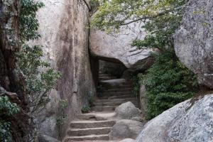 弥山・奇岩