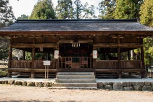 宮島・大元神社
