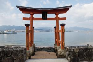 宮島・長浜神社
