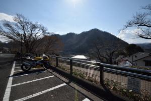 津久井湖城山公園駐車場