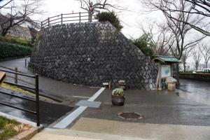 浜松城・鉄門