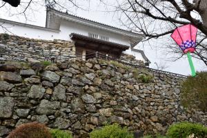浜松城・天守門