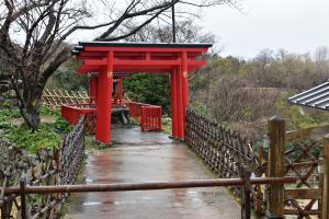 浜松城・稲荷神社