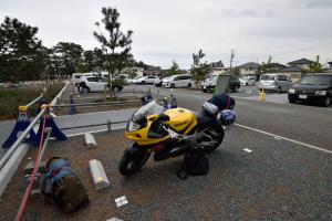 三保松原駐車場