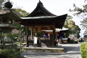 三保の松原・御穂神社・舞殿