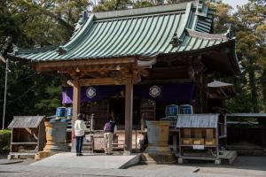 三保の松原・御穂神社・社殿