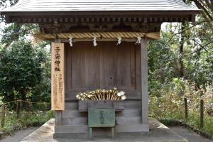 三保の松原・御穂神社・子安神社