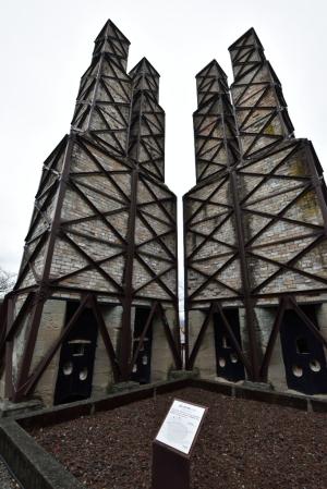 韮山反射炉・鋳台
