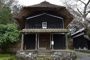 江川邸・西蔵