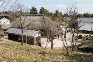 昭和記念公園・こもれびの里