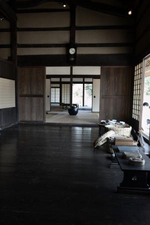 昭和記念公園・こもれびの里・主屋
