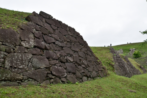 名護屋城・遊撃丸の石垣