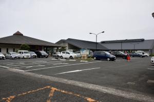 平戸城無料駐車場