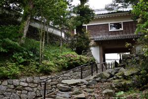 平戸城・本丸門