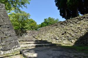 人吉城・中御門