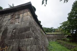 五稜郭・本塁の石垣