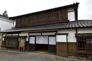 松前藩屋敷・商家