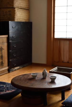 松前藩屋敷・旅籠屋