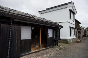松前藩屋敷・髪結