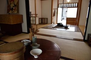 松前藩屋敷・民家