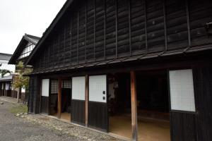 松前藩屋敷・漁家