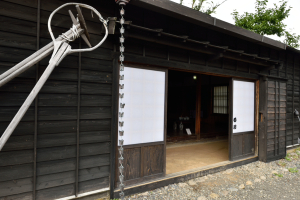 松前藩屋敷・番屋