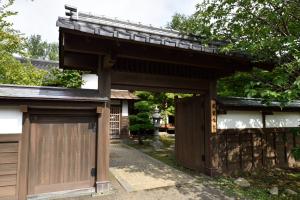 松前藩屋敷・武家屋敷