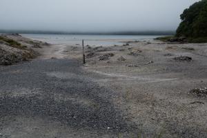 恐山・極楽浜