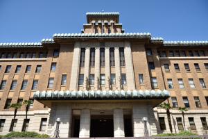 神奈川県庁舎・キングの塔