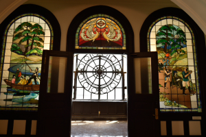 横浜市開港記念会館・ジャックの塔