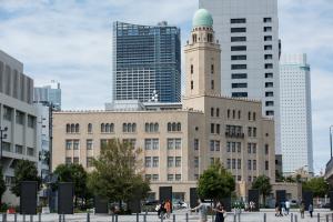 横浜税関・クイーンの塔