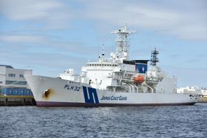 海上保安資料館横浜館・巡視船