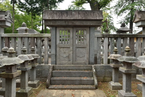 喜多院・松平大和守家廟所