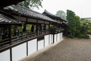 喜多院・本堂への廊下