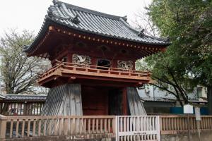 喜多院・鐘楼門