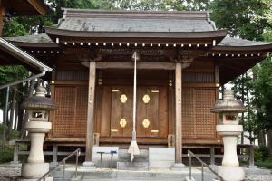 川越 日枝神社