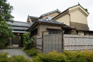 川越・旧山崎家別邸