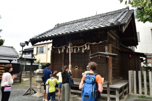 川越・薬師神社