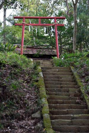 津久井城・飯縄神社