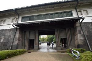 江戸城・平川門