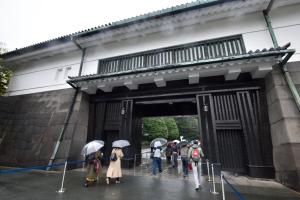 江戸城・坂下門