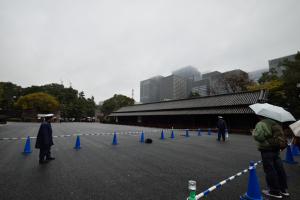 江戸城・百人番所
