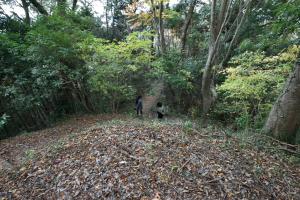 笠間城・宍ヶ崎櫓跡