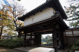 土浦城・太鼓櫓門