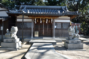 津堂八幡神社