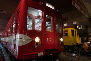 地下鉄博物館・丸の内線 301号車